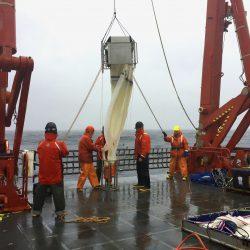 net tows aboard the Sikuliaq