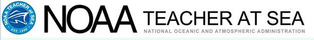 NOAA Teacher at Sea logo