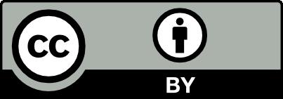 cc-by license logo