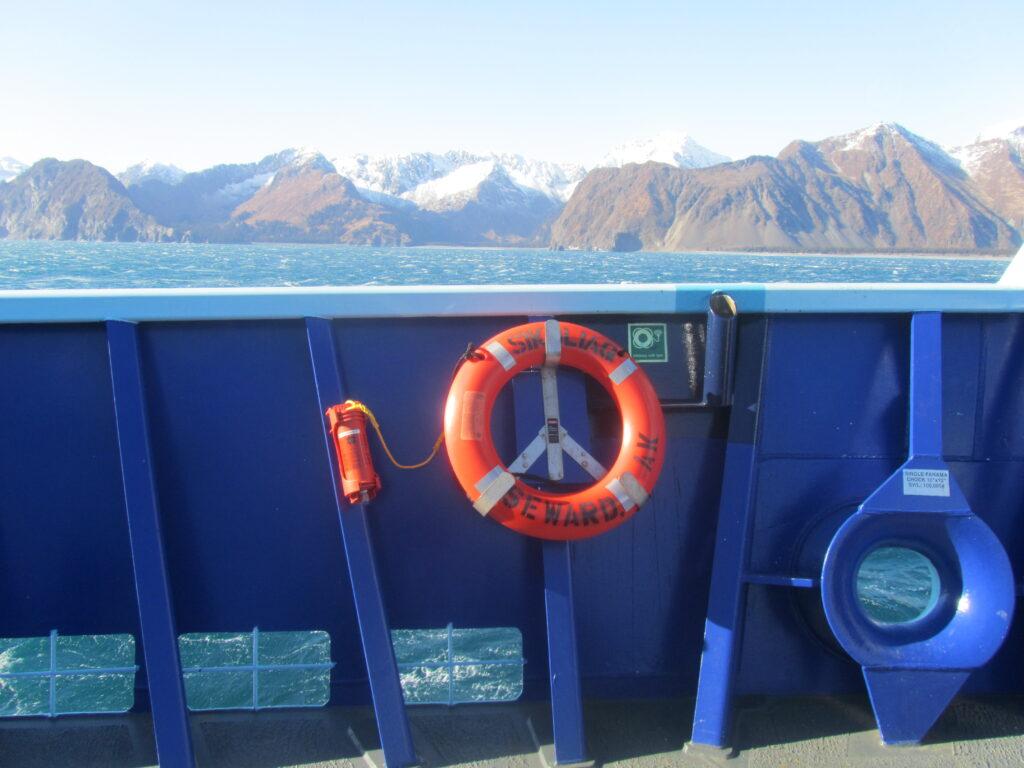 R/V Sikuliaq floatation