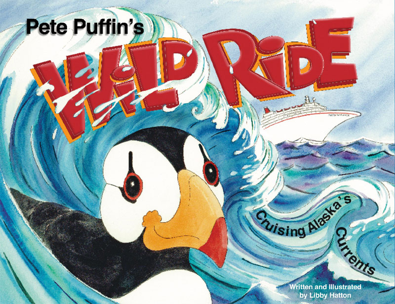 Pete Puffin educational book